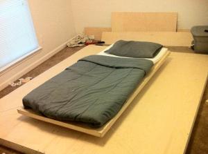 GIY  bed
